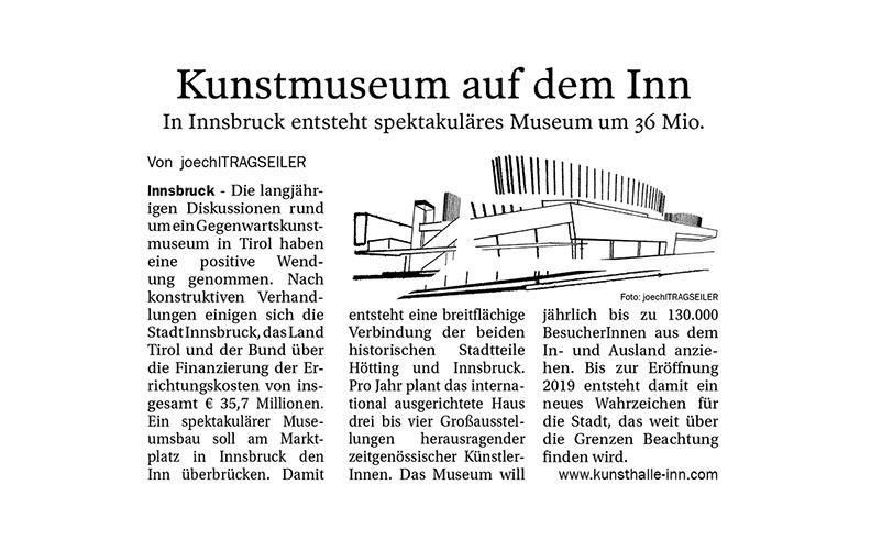 Alexander Joechl, Wolfgang Tragseiler, Kunstmuseum Innsbruck, Gegenwartskunst, Tirol, jöchlTRAGSEILER