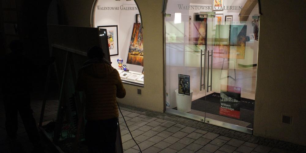 Altstadt Salzburg im Oberlichte der Generali Foundaiton