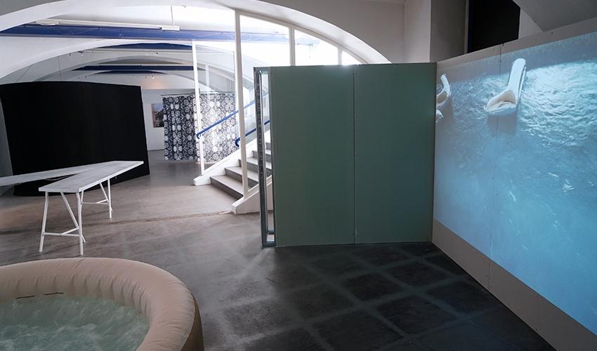 ausstellungsansicht - eventkultur - whirlpool
